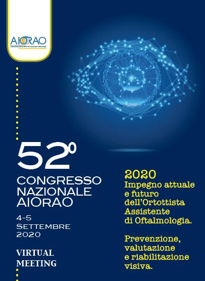 Course Image 2020 IMPEGNO ATTUALE E FUTURO DELL'ORTOTTISTA ASSISTENTE IN OFTALMOLOGIA